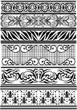 Design elements collection Stock Image