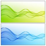 Design Elements Gradient Wave Lines for Business Presentation,. Design Elements Gradient Wave Lines for Business Presentation, Publications, Blank, Template stock illustration