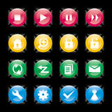 Design elements / icon Royalty Free Stock Images