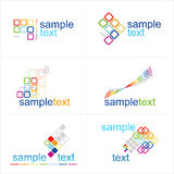 Design elements. Icons set. Vector Royalty Free Stock Photography