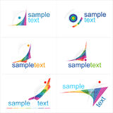 Design elements. . Icons set. Design elements. Vector. Icons set Royalty Free Stock Photo