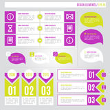 Design elements. For infographic. Vector illustration - EPS 10 vector illustration