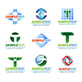 Design Elements for logo Royalty Free Stock Images
