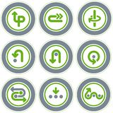 Design Elements p.20b. Arrows is a high resolution image for general use. I hope you enjoy stock illustration