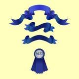 Design elements set. ribbon.  Royalty Free Stock Photo