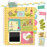 Design Elements - Summer Garden Royalty Free Stock Image