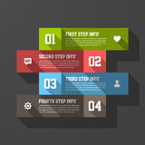 Design elements template Royalty Free Stock Photo