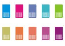Design elements, vector labels Stock Photo