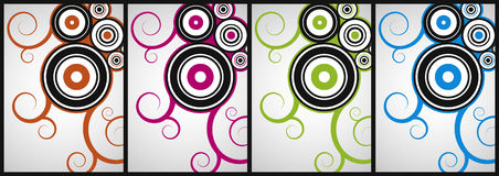 Design Elements Vector Pack Stock Photography