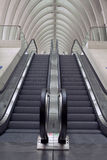 Design escalator Stock Photo