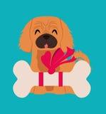 Design för älsklings- omsorg Royaltyfria Bilder