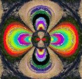 design för abstrakt begrepp 3d Royaltyfri Fotografi