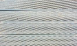 Design för abstrakt begrepp för metalltrappadäckmönster för bakgrund Royaltyfri Fotografi