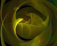 Design för mall för kurva för abstrakt stiltextur futuristisk mjuk att framföra, energi vektor illustrationer