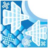 Design för medicinsk bakgrund för abstrakt färg rolig Arkivfoton