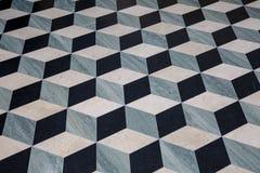 design för mosaiskt golv 3D Arkivbilder