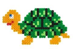 Design för sköldpaddadockaform arkivbild