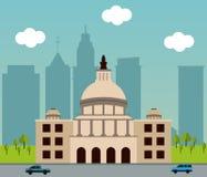 Design för stads- liv Arkivfoton