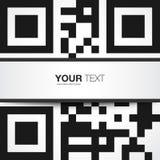 Design för textask Arkivfoton