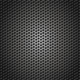 Design för textur för vektorabstrakt begreppstål mech materiell Arkivbilder