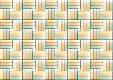 Design för vävbakgrundsvektor Royaltyfri Fotografi