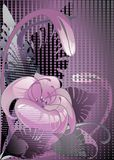 Design floral Stock Image