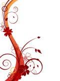 Design floral Imagens de Stock