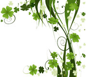Design For St. Patrick S Day Royalty Free Stock Photo