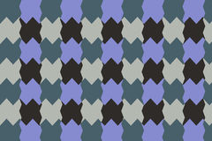 Design Geometric Pattern of Irregular Shapes Royalty Free Stock Image