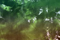 Design grunge randomly painted canvas, fabric with color paint spots and blots texture for any purposes. Beautiful old randomly painted canvas, fabric with color royalty free stock photo