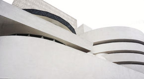 Design of Guggenheim Museum Stock Photos