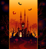Design for halloween Royalty Free Stock Image