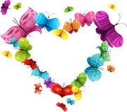 Design heart Stock Images