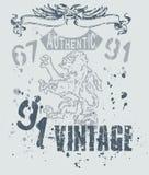 Design heraldic Royalty Free Stock Photos