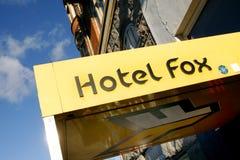 Free Design Hotel FOX Copenhagen Stock Image - 81940561