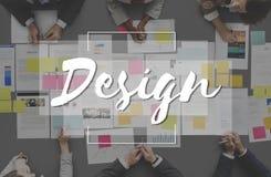 Design Ideas Creativity Thoughts Imagination Inspiration Plan Co Stock Photo