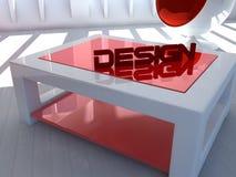 Design interior Stock Image