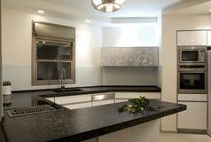 design kitchen modern Στοκ εικόνα με δικαίωμα ελεύθερης χρήσης