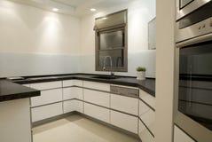 design kitchen modern Στοκ Εικόνες