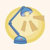 Design lamp style theme elements vector,eps. Vector illustration file Stock Photo