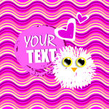 Design love vector paint heart art grunge valentine texture Stock Image