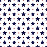 4th Jly stars and stripes. Design that made for Independence Day 4th July Celebration. A patriotic event for United State Of America Stock Images