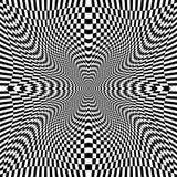 Design monochrome checkered background Royalty Free Stock Photo