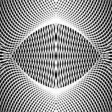 Design monochrome grid textured background Royalty Free Stock Photo