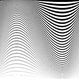 Design monochrome movement illusion background Stock Photo