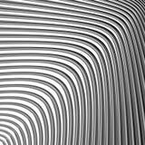 Design monochrome movement illusion background Royalty Free Stock Photography