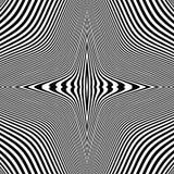 Design monochrome movement illusion background Stock Image