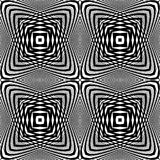 Design monochrome seamless background Stock Photo