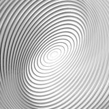 Design monochrome whirl circular background Royalty Free Stock Photo