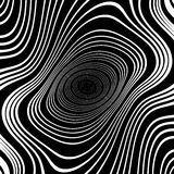Design monochrome whirl movement background Royalty Free Stock Photography